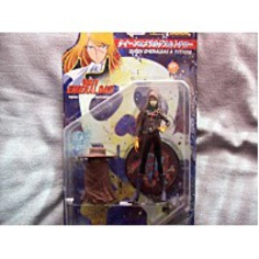 Queen Emeraldas And Tothiro Action Figure