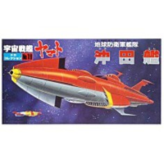Star Blazers Space Cruiser Yamato Captain